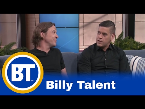 Billy Talent releases fifth album 'Afraid of Heights'
