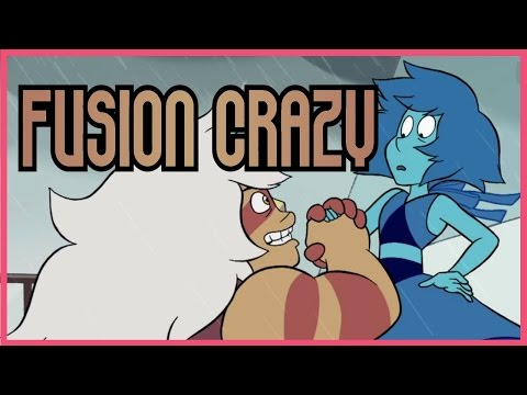 Steven Universe Theory: Jasper is Fusion CRAZY