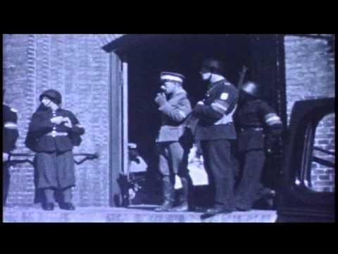 Befrielsen i Nakskov maj 1945