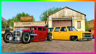 """GTA 5 DLC Uploaded To Consoles, Release Timeline & Surprise Update For """"Lowriders 2"""" In GTA Online!"""
