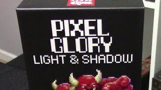 Nerd E Plays Pixel Glory: Light and Shadow