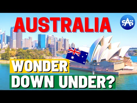 Why Australia's Economy Is The Wonder Down Under