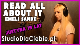 Read All About It (pt III) - Emeli Sandé (cover by Justyna Kobak)