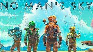 Первый стрим в 2019 году No man's sky Первый запуск, взгляд обзор и геймплей►ADPGame►Стрим 1 Next