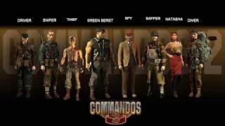 Commandos 2 Soundtrack 8:Bridge over the river kwai
