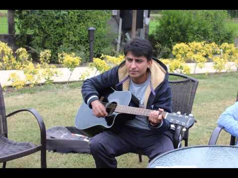 Bismil - Haider - Karaoke Cover.