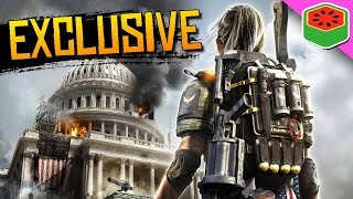 NO MORE BULLET SPONGES!   Tom Clancy's The Division 2 (New Gameplay)