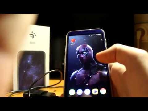 Обзор на телефон Dexp Z355