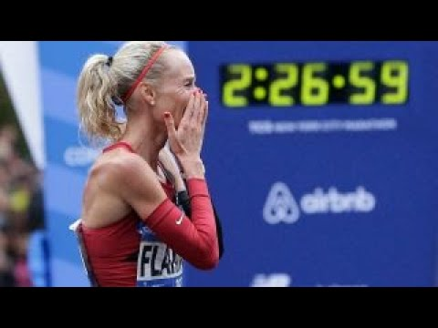 American woman wins NYC marathon for first time in 40 years