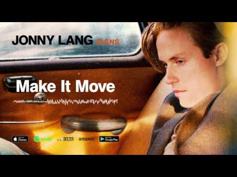 Jonny Lang - Make It Move Signs 2017