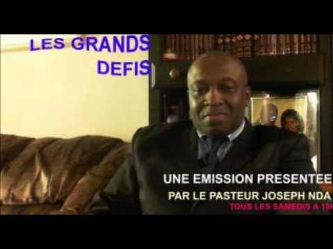 INRI RADIO SOLUTIONS   LE PASTEUR NDA EXPLOSE   7 AOUT 2013   INDEPENDANCE DE LA COTE D'IVOIRE