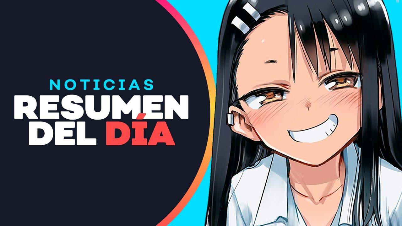 El Manga Nagatoro-san tendrá Anime, Nuevo Tráiler de Fire Force 2 y más - Noticias