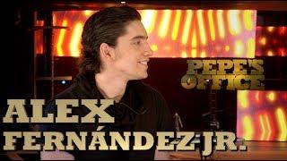 ALEX FERNANDEZ JR QUIERE SEGUIR EL LEGADO SU FAMILIA - Pepe's Office