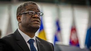 Denis Mukwege, prix Nobel de la paix : «  Nous devons être présents là où l'humanité souffre »