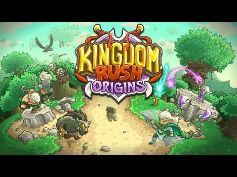 Kingdom Rush Origins (by Ironhide Game Studio) - iOS / Android - HD Gameplay Trailer
