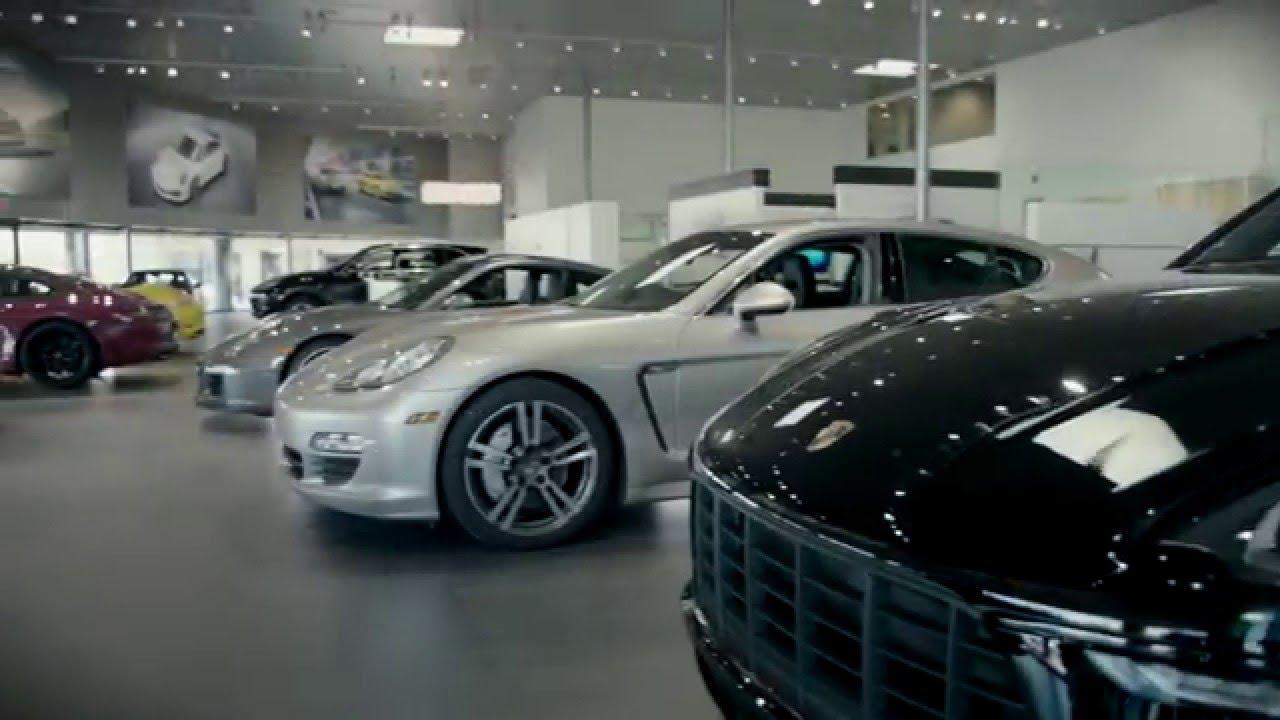 Gaudin Porsche Las Vegas Macan Lease - YouTube