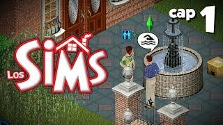 Los Sims 1 Gameplay en Español | CAP 1 | ¡El comienzo de los Otoño! (JUEGOS RETRO)