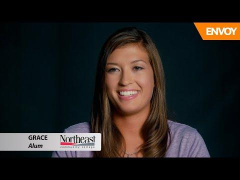 Northeast Community College   Grace