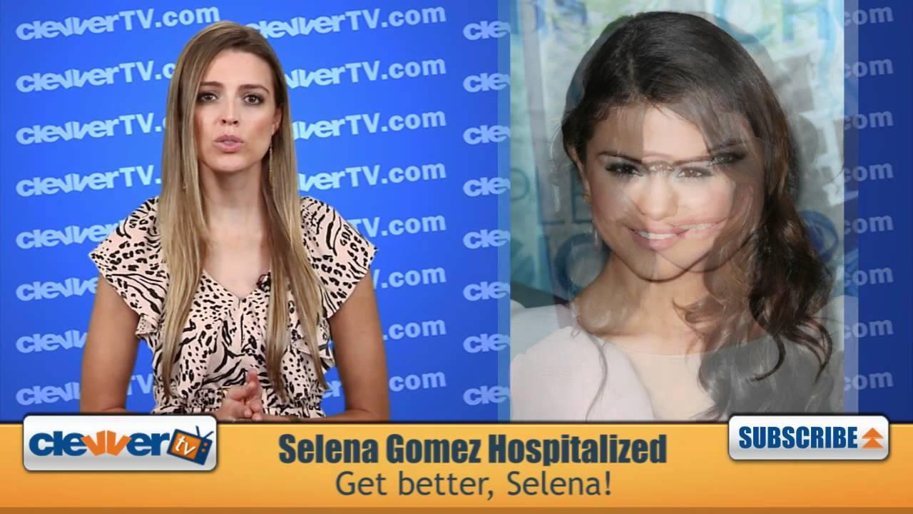 Selena Gomez Rushed To Hospital Following Jay Leno ...
