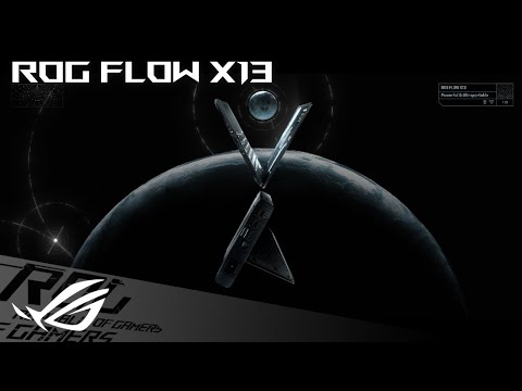 2021 ROG Flow X13 - Compact is the New Impact | ROG