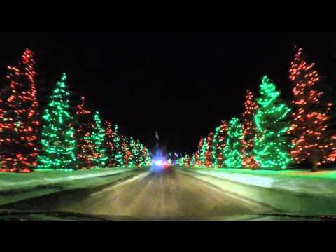 Canadian Adventures - Christmas Town Of Dreams - Spruce Meadows Calgary