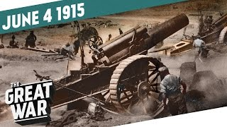 Artillery in World War 1 - The Key To Success I THE GREAT WAR Week 45