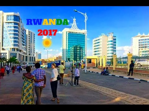 WELCOME TO BEAUTIFUL RWANDA 2017.