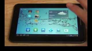 Análisis  y revisado de la tableta Samsung Galaxy Tab 2 7.0