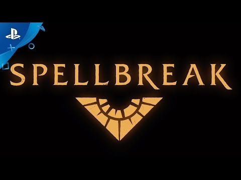 Spellbreak - State of Play Closed Beta Announce Trailer | PS4