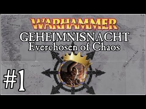 Geheimnisnacht: Everchosen #1 - The Everchosen of Chaos