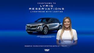 All-Electric 2023 Cadillac LYRIQ | Cadillac