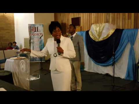 Evangelist Madeleine - Woman (Church) why are you crying?
