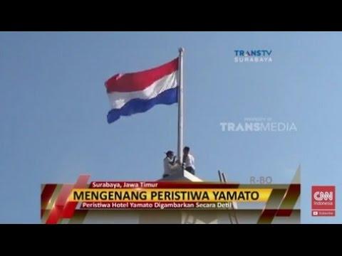 Mengenang Detik-detik Perobekan Bendera Belanda Mp3