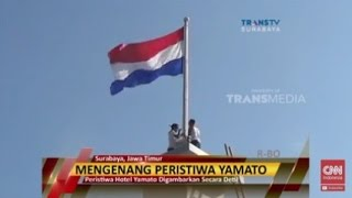 Download Video Mengenang Detik-detik Perobekan Bendera Belanda MP3 3GP MP4