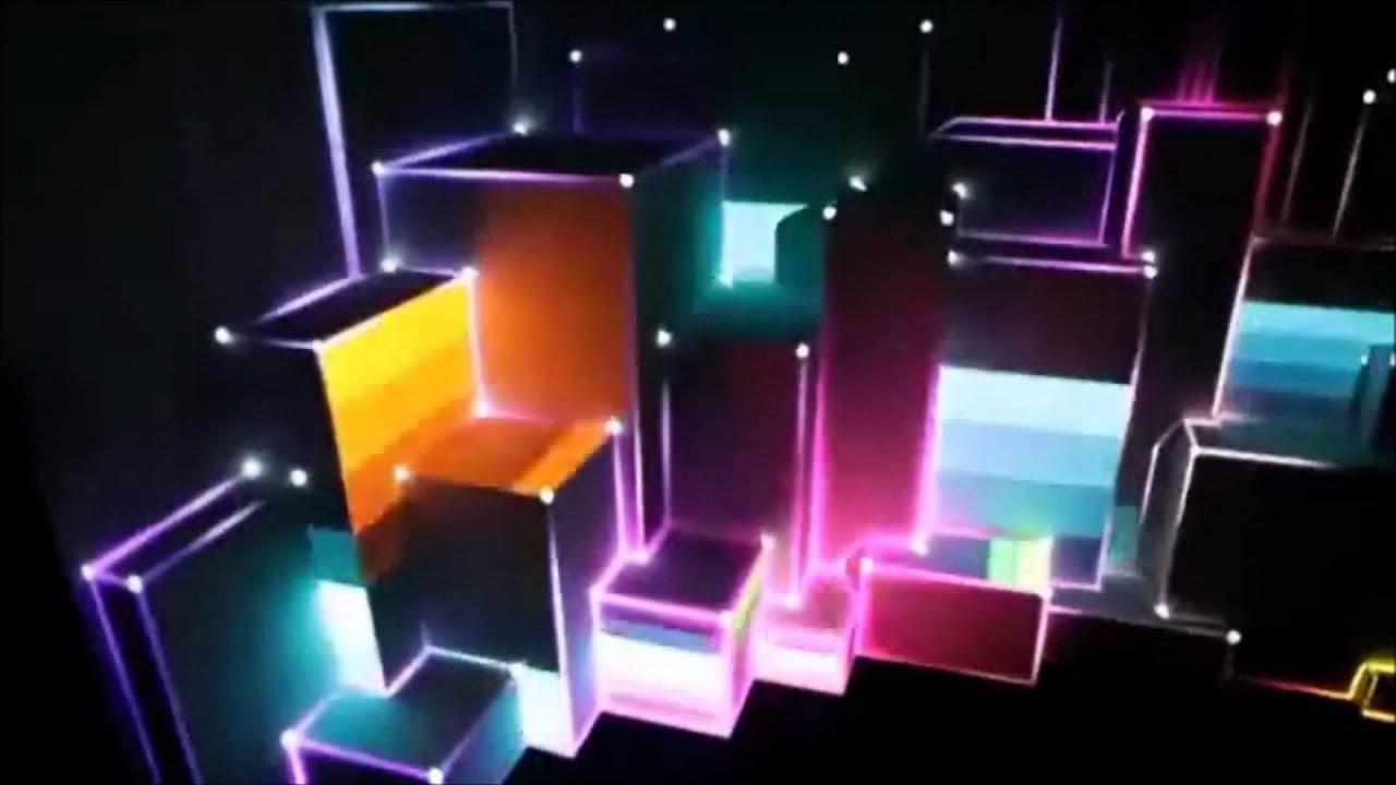 3D Light Show 3d light show - youtube
