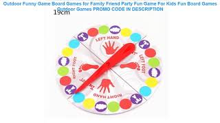 Promocje Outdoor Funny Game Board Games for Family Friend Party Fun Game For Kids Fun Board Games