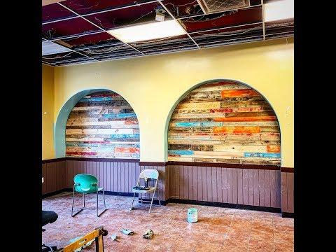 Pallet Wood Art/Arches/Walls