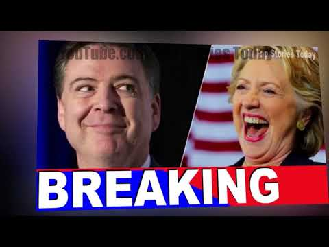 BOMBSHELL: Comey Says Hillary Email Probe Reopened To Legitimize Her Presidency When She W