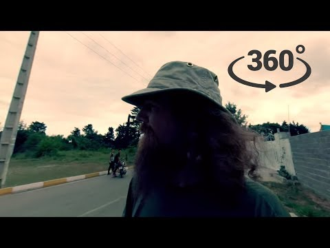Quiet Road Into Ramsar 360°