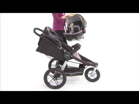 Graco Relay Performance Jogger Travel System