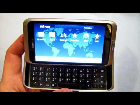 Nokia E7 Русский Обзор [HD]