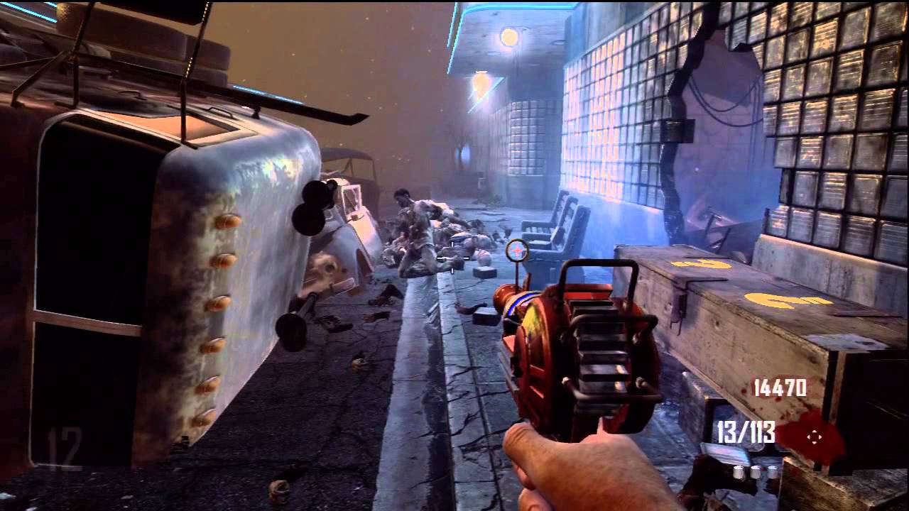 Black Ops 2 Zombies: Bus Depot Rounds 1-20 Solo Survival Strategy on multi-stop map, las vegas monorail stops map, metropolitan map, subway stop map, atm map,