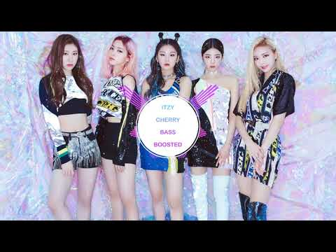 ITZY - CHERRY [ BASS BOOSTED ]  🎧 🎵