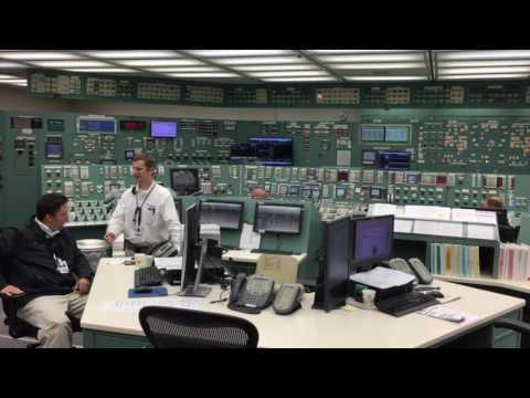 A look inside Three Mile Island nuclear power plant