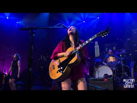 "Austin City Limits Web Exclusive: Thao & the Get Down Stay Down ""Beat (Health, Life and Fire)"""