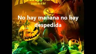 Helloween - Straight out of Hell (sub. español)