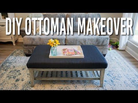Ottoman Makeover