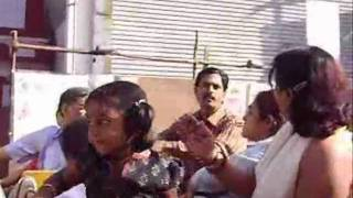 Mylapore Tour by Cycle Rickshaw end point - Mylapore Festival 2010, Jan 24.wmv