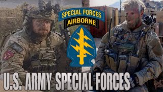 "US Army Special Forces | Green Berets | Quiet Professionals - ""De Oppresso Liber"""