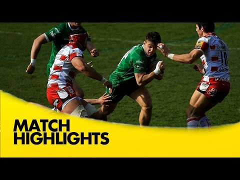 London Irish V Gloucester - Aviva Premiership 2015/16